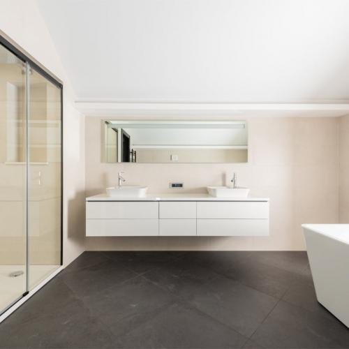 Miroir mural salle de bain 140x100cm