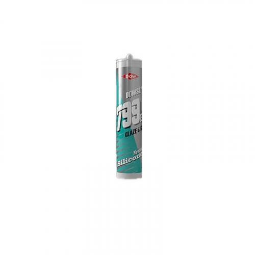 DOWSIL 799 EU - Silicone neutre joint de menuiserie ou de vitrage - Blanc