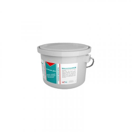 VITRABLANC - Mastic oléoplastique Blanc - pot 5 kg