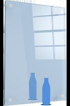 Verre miroir
